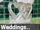 Wedding Ice Sculptures -Click Here